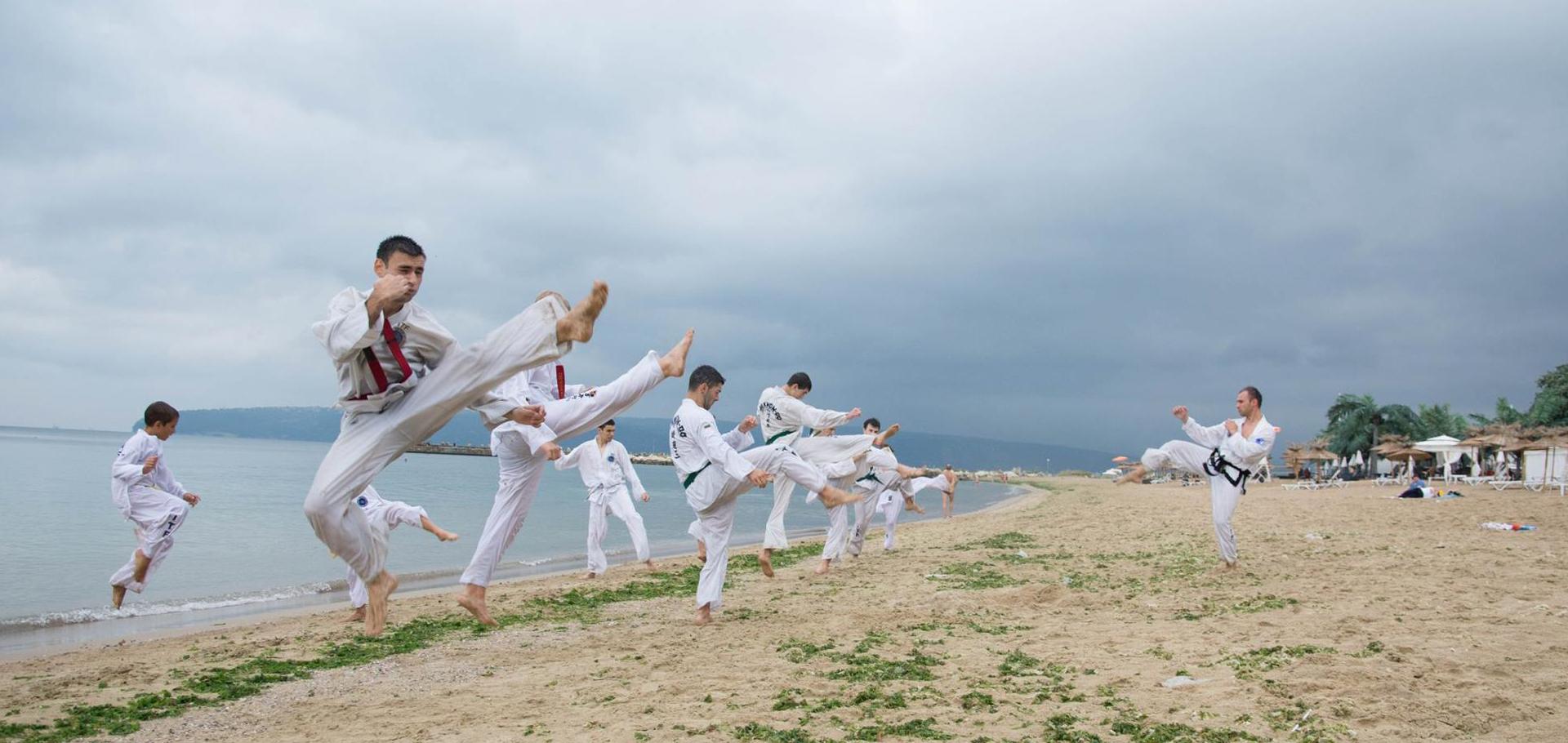 Таекуондо Академия Варна - Таекуондо Варна