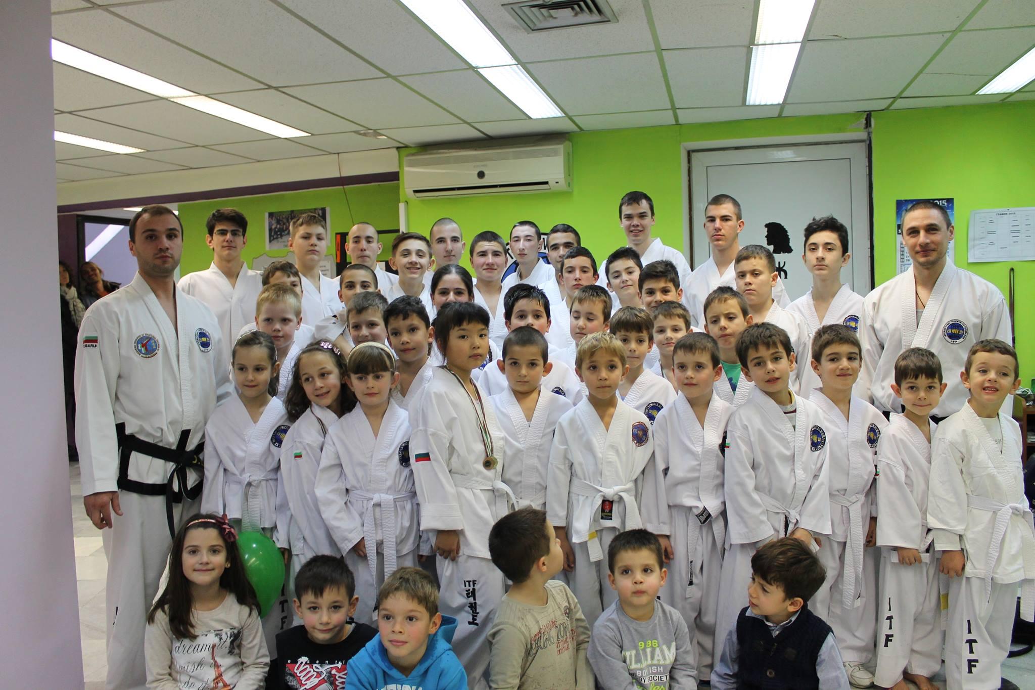 ТКД Одесос Варна - Таекуондо Академия